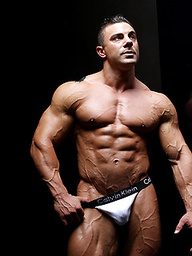 One hot athlet Rocco Martin