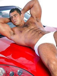 Alex Torquetti Hot Car