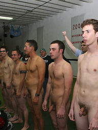 Horny guys forced to fuck to join!